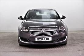 2014 Vauxhall Insignia TECH LINE CDTI ECOFLEX S/S Diesel grey Manual
