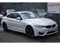 2015 BMW 4 Series M4 Coupe 3.0 Bi T 431 SS DCT Auto7 Petrol white DualClutch