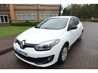 2013 Renault Megane 1.2 TCe Left hand drive lhd UK Registered
