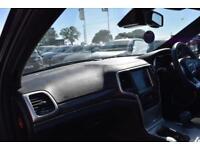 2016 Jeep Grand Cherokee 6.4 HEMI SRT 4x4 5dr Petrol grey Automatic