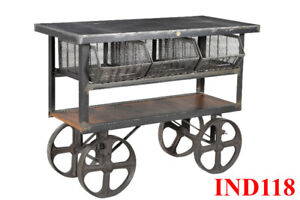 Large Selection of Industrial Furniture Available!