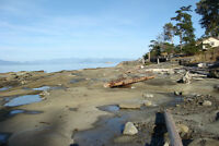 Waterfront Property on Beautiful Gabriola Island