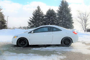 2008 Honda Civic Si Coupe- Just 102K!! 4 NEW TIRES & ONE OWNER!!