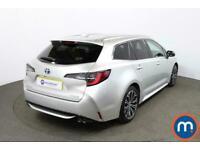 2019 Toyota Corolla 2.0 VVT-i Hybrid Excel 5dr CVT Auto Estate Hybrid Automatic