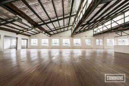 Rustic Warehouse Event Space for hire Waterloo