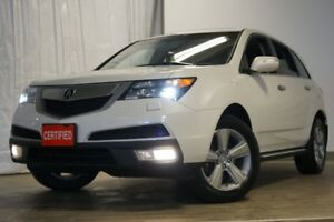 2012 Acura MDX AWD 7 PASS BACKUP CAMERA LEATHER SUNROOF