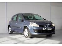 RENAULT CLIO 1.6 VVT AUTO PRIVILEGE PANORAMIC ROOF, £69 MONTHLY