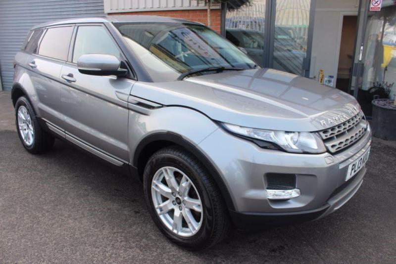 Land Rover Range Rover Evoque SD4 PURE TECH-1OWNER-SAT NAV-PANORAMIC SUNROOF