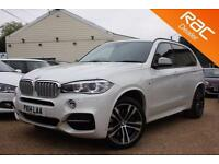 2014 14 BMW X5 3.0 M50D 5D AUTO 376 BHP DIESEL - RAC DEALER