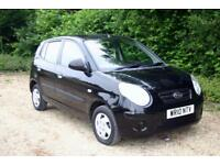 DEMO + 1 Owner KIA PICANTO 1 just 15668 Miles with NEW MOT and SERVICE HISTORY