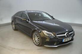 Mercedes-Benz CLS 220d AMG Line 4dr 7G-Tronic