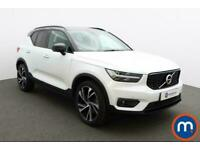 2018 Volvo XC40 2.0 D4 [190] First Edition 5dr AWD Geartronic Auto Estate Diesel