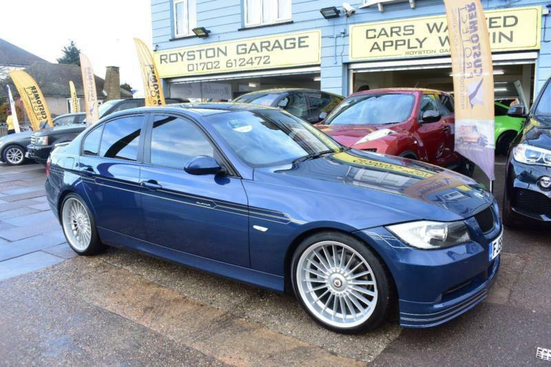 2006 56 Bmw Alpina D3 20d 4 Door Good And Bad Credit Car Finance