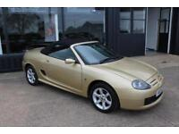 TROPHY CARS MGF MGTF 1.8,RARE COLOUR,37000 MLS,NEW HEADGASKET,WARRANTY,RAC