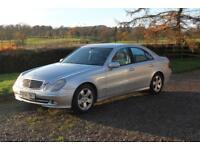 Mercedes-Benz E220 2.1TD CDI Avantgarde,Diesel Saloon Auto,leather,high spec