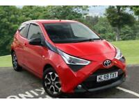2019 Toyota AYGO 1.0 VVT-i X-Trend 5dr x-shift Semi Auto Hatchback Petrol Automa
