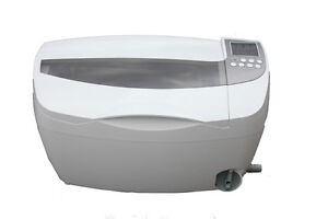 3L 150W Digital Ultrasonic Cleaner with Stainless Steel Tank & D
