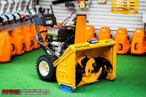 2018 Cub Cadet 3X 34 PRO H Snowthrower (Snow Blower) 3 Stage - 0
