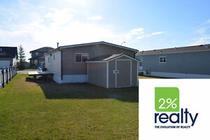 Spacious 3 Bedroom On Own Lot!- Listed by 2% Realty Inc.
