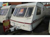 Swift Challenger 470SE 1996 2 Berth Caravan £2,700