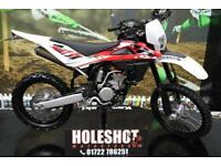 2013 HUSQVARNA TE 310 ENDURO BIKE ELECTRIC START, ROAD REG
