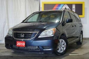 2010 Honda Odyssey w/RES,DVD,Power doors