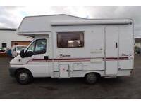 Elddis Firestorm 100 4 Berth Motorhome for sale