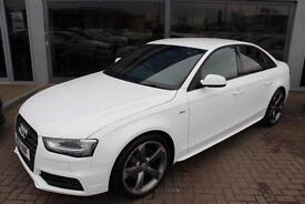 Audi A4 TFSI S LINE BLACK EDITION S/S