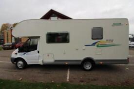 Chausson Flash 09 6 Berth Motorhome for sale