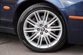 2007 Jaguar S-Type 2.7 D V6 SE 4dr Diesel blue Automatic