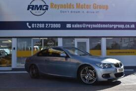 GOOD CREDIT CAR FINANCE AVAILABLE 2011 11 BMW 325d M SPORT AUTO PRO NAV