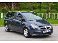 2007 Vauxhall Zafira 1.9 CDTi Energy 5dr
