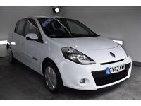 2012 62 Renault Clio 1.5dCi E2 Expression+ BAD CREDIT FINANCE SPECIALISTS
