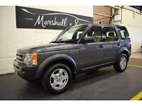 2006 06 LAND ROVER DISCOVERY 2.7 3 TDV6 S 5D 188 BHP DIESEL