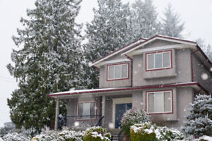 Homestay near SFU/FIC in north burnaby