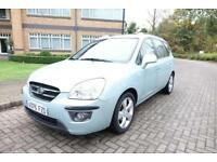 2008 Kia Carens 2.0CRDi ( 5st ) GSx Left hand drive lhd Spanish registered