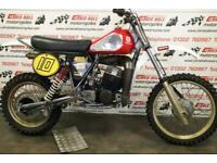 1981 Husqvarna CR430, Ground Up Build.