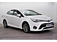 2016 Toyota Avensis D-4D BUSINESS EDITION Diesel white Manual