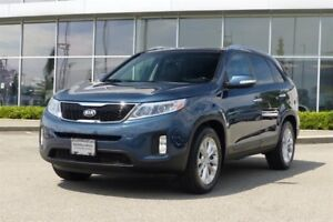 2015 Kia Sorento 3.3L EX V6 AWD at w/ Sunroof