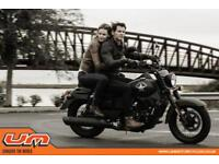 BRAND NEW UM COMMANDO 125CC CRUISER, £2,549.99 + OTR, FINANCE FROM £1.76 / DAY
