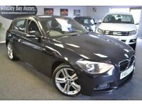 2013 BMW 1 Series 2.0 120d M Sport Sports Hatch xDrive (s/s) 5dr