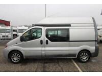 Renault Trafic LH29dci100 2 Berth Campervan for sale