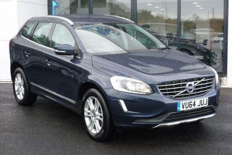 2014 Volvo XC60 2.0 TD D4 SE Lux Geartronic 5dr (start/stop)