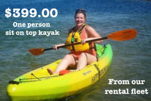 Solo Kayak for Sale