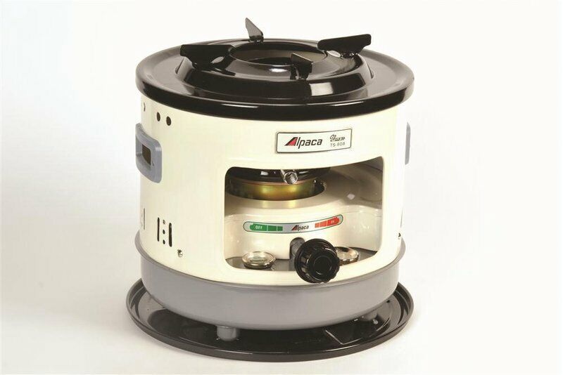 Alpaca Outdoor Kerosene Cooker Compact Portable Single Burner 8500 BTU
