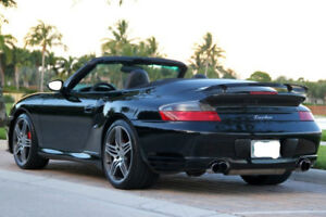 2004  Porsche 911 Turbo Cabriolet Manual Mint Low kms