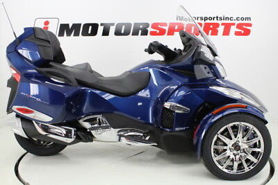 2017 Can-Am Spyder® RT Limited 6-Speed Semi-Automatic (SE6)  2017 Can-Am® Spyder® RT Limited 6-Speed Semi-Automatic (SE6)