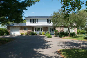 Rothesay Waterfront Home in Kennebecasis Park