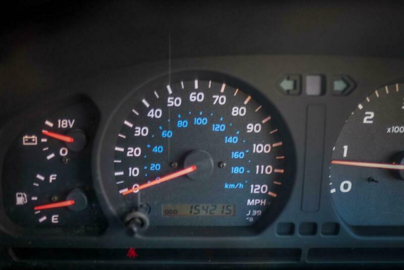 2002 Toyota LAND CRUISER AMAZON 4.2 TD GX 5dr 7 Seats 154215 miles 1 lady owner