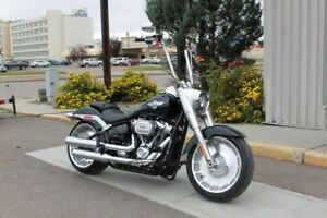 2019 Harley-Davidson FLFBS - Softail Fat Boy 114